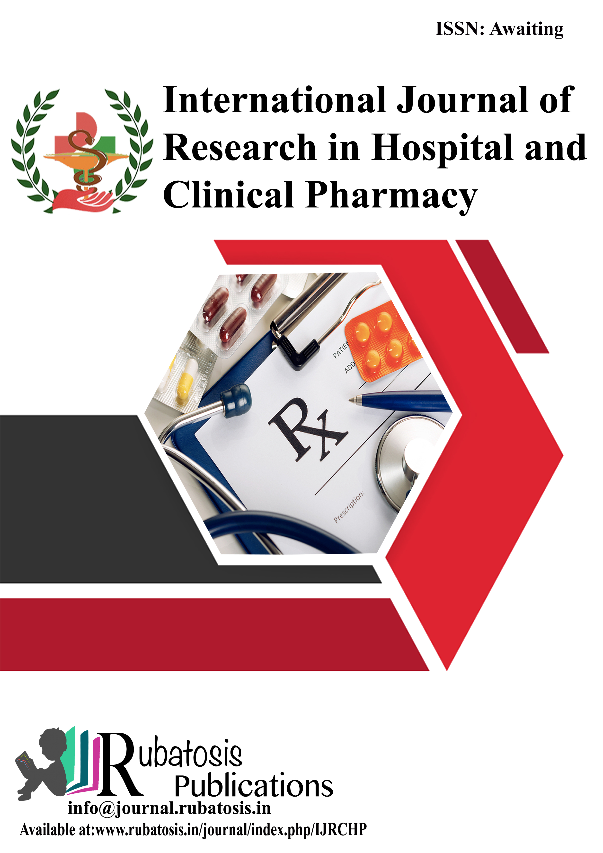 International Journal of Research in Clinical and Hospital Pharmacy