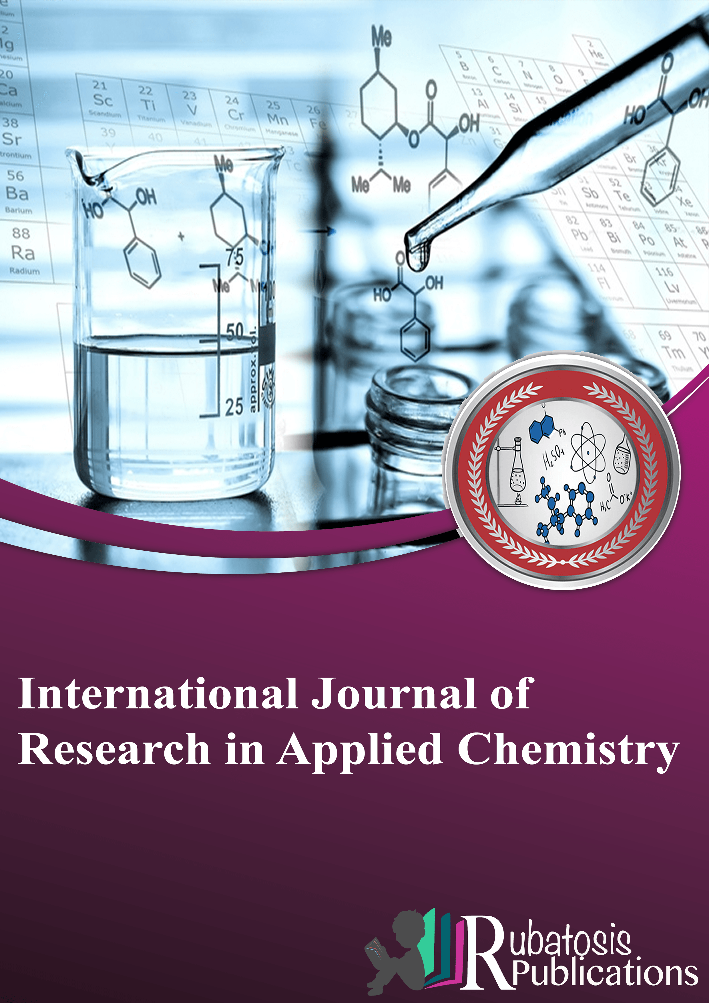 International Journal of Research in Applied Chemistry